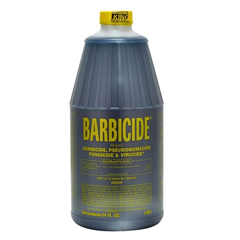 Barbicide disinfectant 1 89lt cons4812 the spa warehouse for Spa uniform suppliers cape town