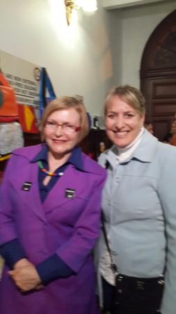 Helen Zilla & Jacoline