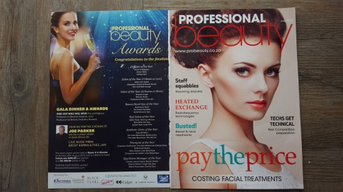 Prof Beauty 2015