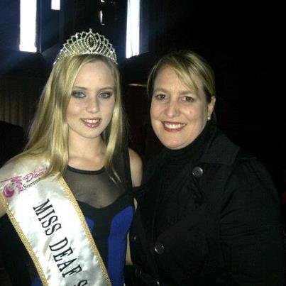 Miss Deaf South Africa